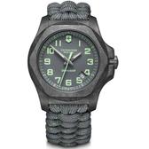 VICTORINOX SWISS ARMY瑞士維氏I.N.O.X. Carbon手錶 VISA-241861 灰