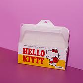 Hello Kitty矽膠密封袋-白-生活工場