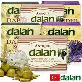 【土耳其dalan】貴族頂級傳統經典橄欖美肌三款手工皂6件組