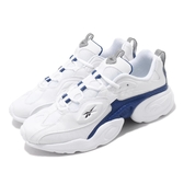 Reebok 休閒鞋 Electro 3D LT 白 藍 男鞋 復古慢跑鞋 運動鞋 【PUMP306】 EG6222