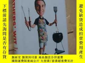 二手書博民逛書店Fathers罕見wit: Humorous Quotes on