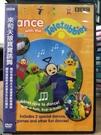 挖寶二手片-T04-222-正版DVD-動畫【來和天線寶寶跳舞】國英語發音(直購價)