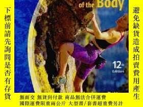 二手書博民逛書店Structure罕見& Function Of The Body - Soft Cover VersionY