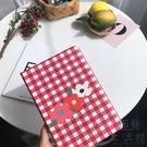 ipad保護套文藝mini5皮套迷你1/...