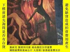 二手書博民逛書店Inferno:the罕見Divine Comedy of Da