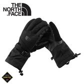 【The North Face 美國 男 GORE-TEX防水保暖觸控手套《黑》】 3M39/保暖手套/防風手套