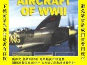 二手書博民逛書店Handbook罕見of Great Aircraft of WWII-二戰大飛機手冊Y443421 Alfr