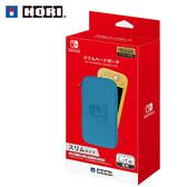 【NS Switch】任天堂 周邊 HORI Lite 硬殼收納包(NS2-048) 藍色