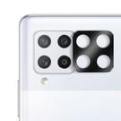 二代3D一體式鏡頭膜 三星 A42 (5G) / M12(4G) 鏡頭保護貼鏡頭膜 高清防刮花鏡頭貼
