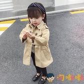 女童風衣外套秋冬季韓版小兒童寶寶公主英倫風【淘嘟嘟】