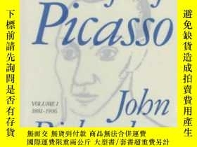 二手書博民逛書店A罕見Life Of Picasso, Volume IY364682 John Richardson Ran