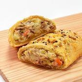 【KK Life-蔬食】白醬松露蕈菇派 (130g/條; 5條/包)