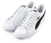 PUMA Smash v2 L 男女款白色休閒鞋-NO.36521501
