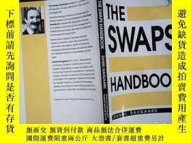 二手書博民逛書店THE罕見SWAPS HANDBOOKY198833 不祥 不祥