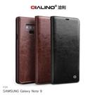 【愛瘋潮】QQIALINO SAMSUNG Galaxy Note 9 經典皮套(升級版) 手機皮套 掀蓋皮套 側掀皮套