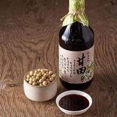豆油伯甘田醬油500ML【愛買】