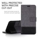 華為 P20 Pro 掀蓋磁扣手機套 手機殼 皮夾手機套 側翻可立式 外磁扣皮套 全包內軟殼 P20Pro P20