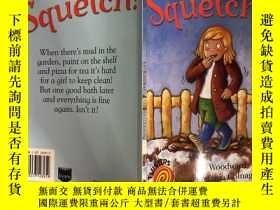 二手書博民逛書店罕見squelch安靜Y200392