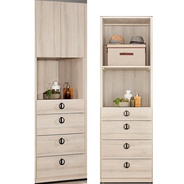 衣櫃 衣櫥 MK-567-4 達爾維2尺四抽衣櫥 【大眾家居舘】