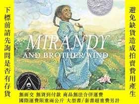 二手書博民逛書店Mirandy罕見And Brother WindY364682 Mckissack, Patricia C.