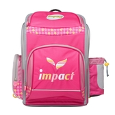 【IMPACT】《旗艦款》標準型舒適護脊書包-樂優生系列-粉/藍 IM00137PK IM00137RB