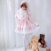 蘿莉連身裙花嫁lolita裙子正版原創蘿莉塔公主輕lo裙日常洛麗塔全套裝娘現貨非凡小鋪