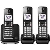【新品彩盒不良】國際牌 Panasonic KX-TGD313(TGD313TW) 數位無線電話【中文功能顯示】公司貨
