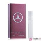 Mercedes Benz 賓士 Woman 爵色佳人香水(1.5ml) EDT【美麗購】