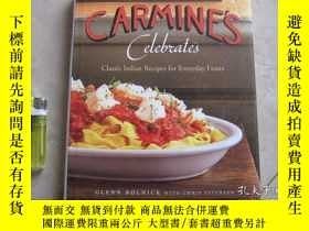 二手書博民逛書店Carmine s罕見Celebrates: Classic I