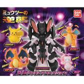 全套5款【日本正版】超夢的逆襲 可動公仔 扭蛋 轉蛋 寶可夢 神奇寶貝 快龍 夢幻 BANDAI 萬代 - 377351