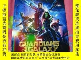 二手書博民逛書店銀河護衛隊罕見Guardians of the Galaxy 電