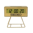SEIKO 精工 路跑 電子鬧鐘 QHL087G