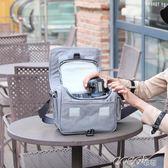 攝影背包 相機包單反單肩便攜微單文藝男女數碼700D100D80D200DM6800D coco衣巷