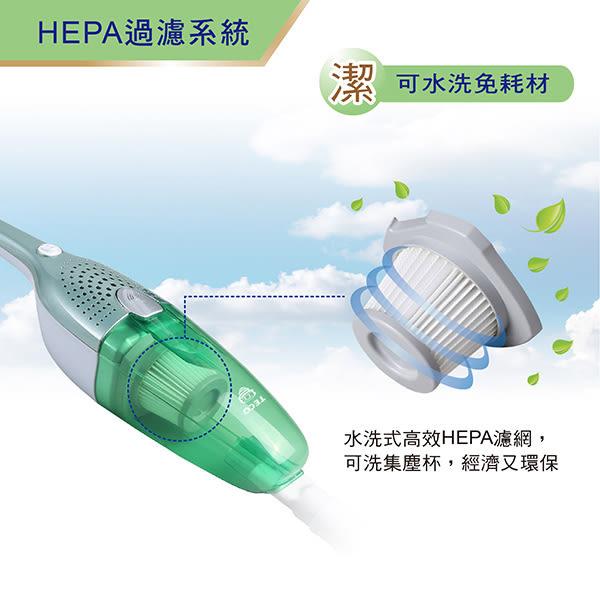 TECO東元 手持無線鋰電吸塵器 XYFXJ601配件:濾網
