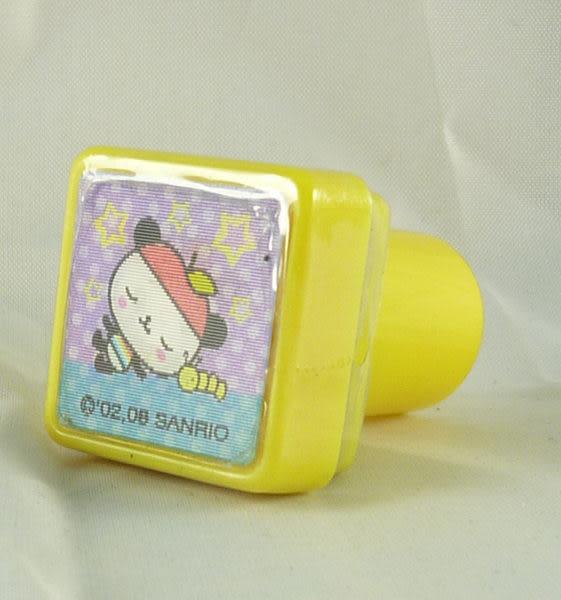 【震撼精品百貨】Pandapple Sanrio 蘋果熊貓~筆套印章