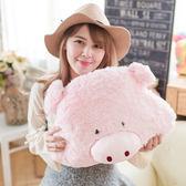 ❤CANDY BEAR❤ 胖胖豬小靠墊抱枕