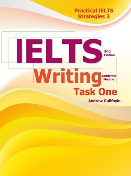 (二手書)Practical IELTS Strategies 3: IELTS Writing Task One (Academic Module), 2/e