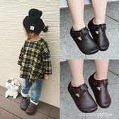 新款兒童豆豆鞋女男童鞋子女童日系小皮鞋寶寶單鞋潮 童趣潮品