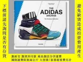 二手書博民逛書店The罕見adidas Archive. The Footwear CollectionY405706 Chr