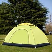 帳篷 帳篷戶外3-4人全自動加厚防雨賬蓬2人雙人野外野營露營帳篷套餐