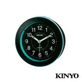 KINYO時尚圓形鬧鐘 TB716