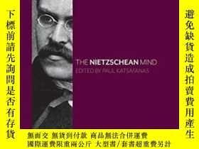 二手書博民逛書店The罕見Nietzschean MindY364682 Edited By Paul Katsafanas