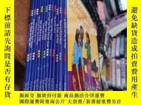 二手書博民逛書店情商培育幼兒童啟蒙英文繪本Learning罕見to Get Along系列14本合售Y160831