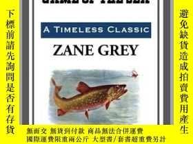 二手書博民逛書店The罕見Royal Purple Game of the SeaY410016 Zane Grey Star