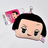 NHK智子醬 チコちゃん 電子卡包 可伸縮 吊飾 TAKARA TOMY 日本正版