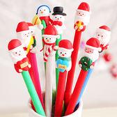 【BlueCat】聖誕老公公陶藝原子筆
