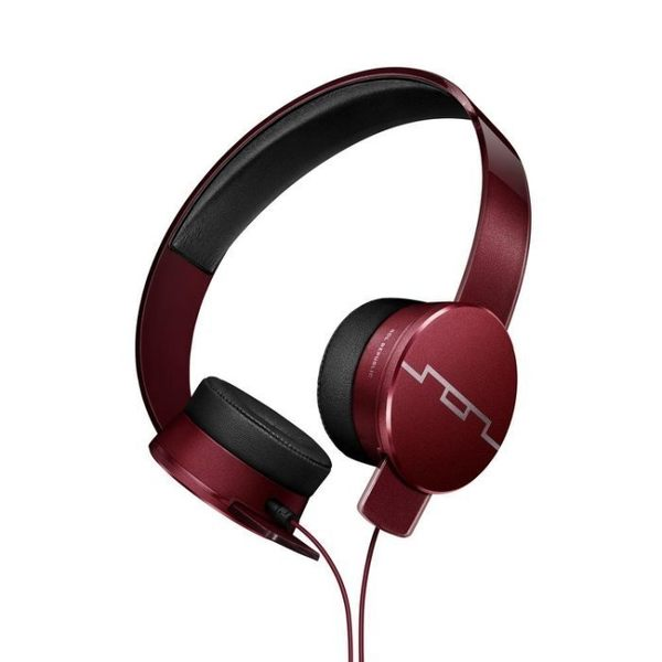 平廣 SOL REPUBLIC Tracks HD2 紅色 iOS 3鍵 耳罩式 耳機 HD 2 V10 公司貨保固1年