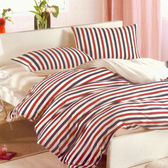 T恤棉雙人加大床包組 6*6.2尺