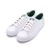 KEDS Kickstart Leather 綁帶韓版休閒鞋 白 183W132691 女鞋