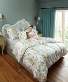 【WENTEX】Livin 天絲™雙人四件式床包組